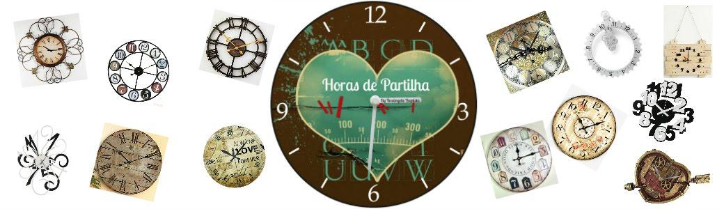 HORAS DE PARTILHA