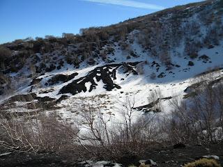 Lave della Grotta di Serracozzo
