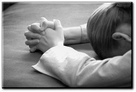 Dobre-se diante de Deus, e não das adversidades.
