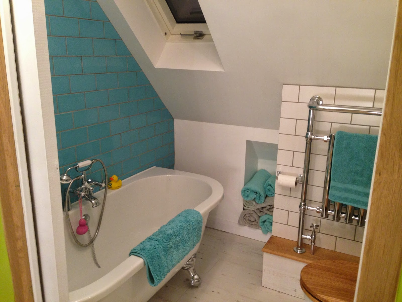 Bathroom Design Hereford : Forty acres self build story finally we re ont elly