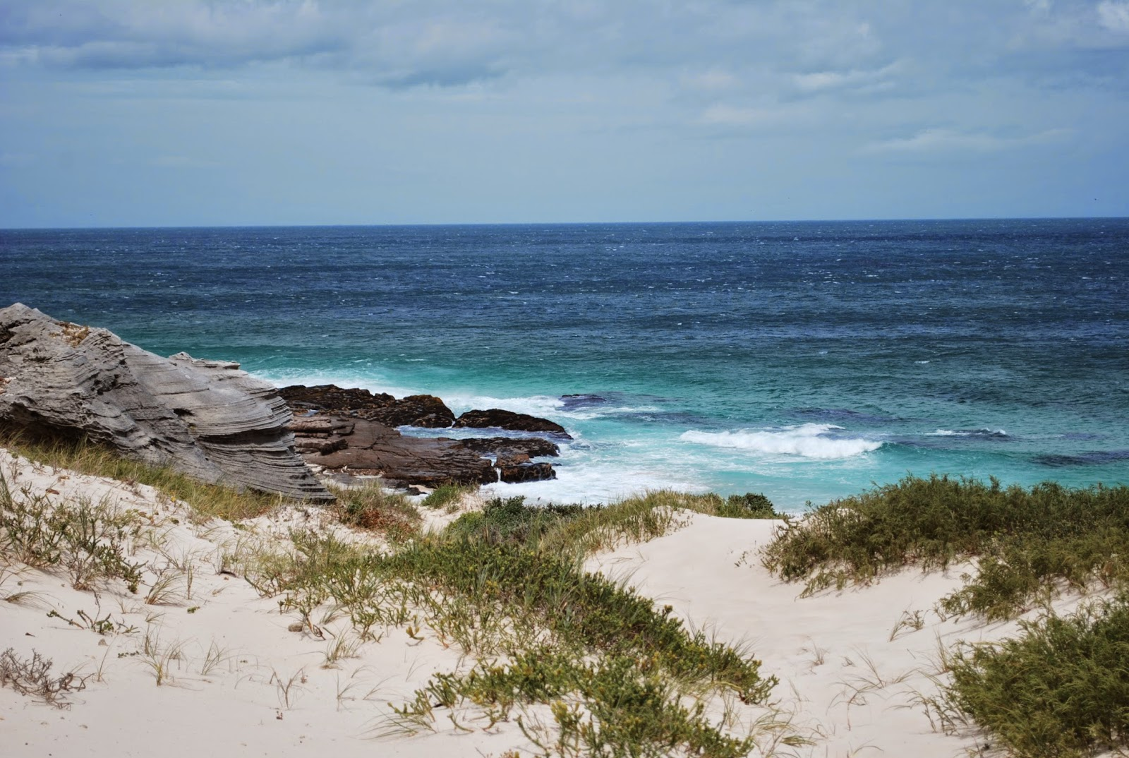 Une plage sauvage pour tes vacances