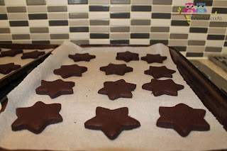 C is for Chocolate Stars