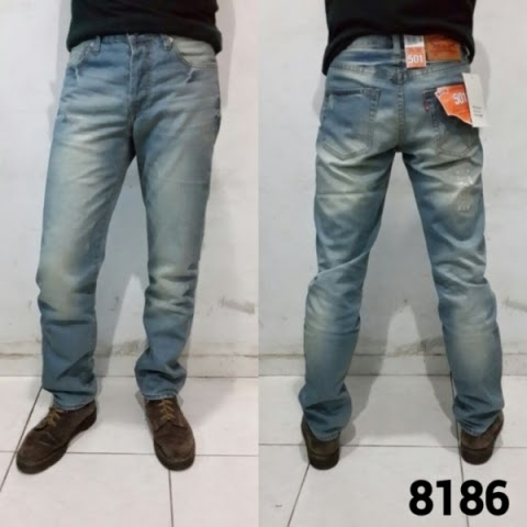 NEW LEVIS 501 8186 USA