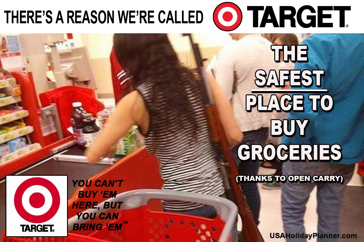 Target: The Safest Place to Buy Groceries