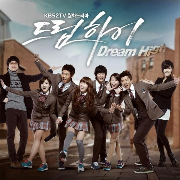 pink♥diary: Watch Dream High Korean Drama