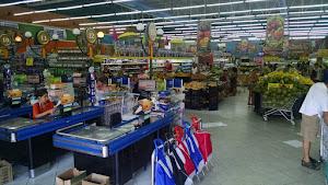 Supermercado Rosário no bairro Galo Branco em São Raimundo distribuidor da Cristal