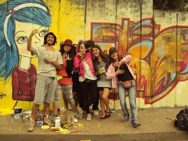 izak en concegraff 2012, chile