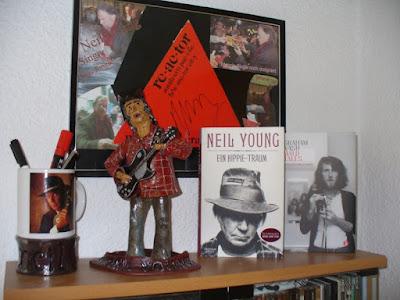 Neil Young Schrein