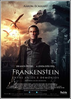 Frankenstein – Entre Anjos e Demônios Torrent Legendado AVI R6 HDCAM