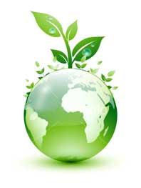 mundo verde natural