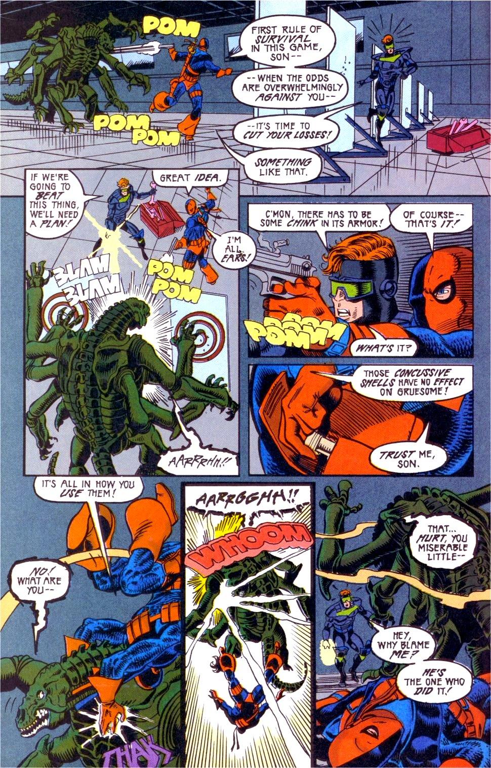 Deathstroke (1991) Annual 2 #2 - English 53