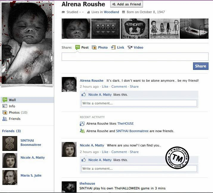Facebook Ghost Profile- Facebook Pranks