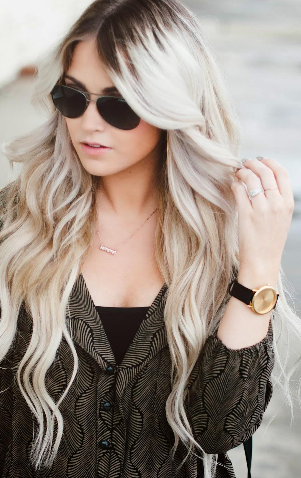 1000 Ides Sur Le Thme Racines Sombres Sur Pinterest Blondes