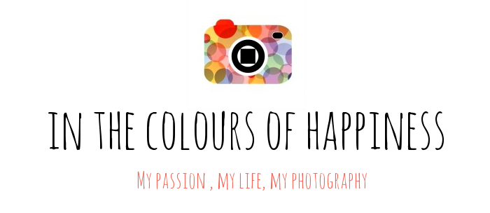 In the colours of happiness...