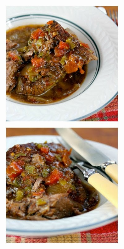 Slow Cooker from Scratch®: Slow Cooker Tex-Mex Pot Roast from The ...