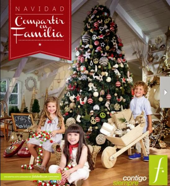 adornos de navidad en falabella 2013