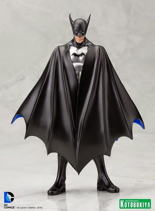 Estatua Clásica Batman Kotobukiya Batman Bob Kane