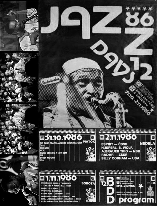 Bobby McFerrin - Live Bratislava 1986 ... 36 minutos