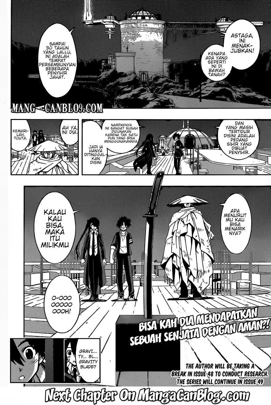 Komik uq holder 009 - latihan dimulai 10 Indonesia uq holder 009 - latihan dimulai Terbaru 16|Baca Manga Komik Indonesia