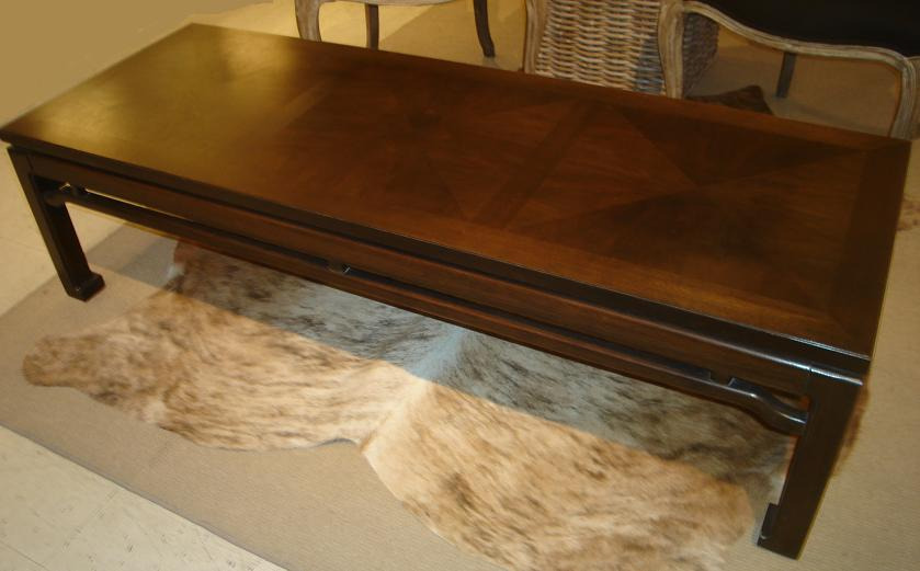 Michael Thomas Thomasville Furniture Coffee Table