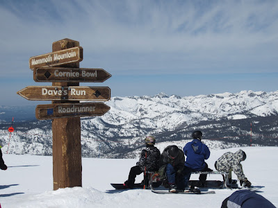 Mountain Condo: Snow Predictions for Mammoth Mountain 2013 - 2014