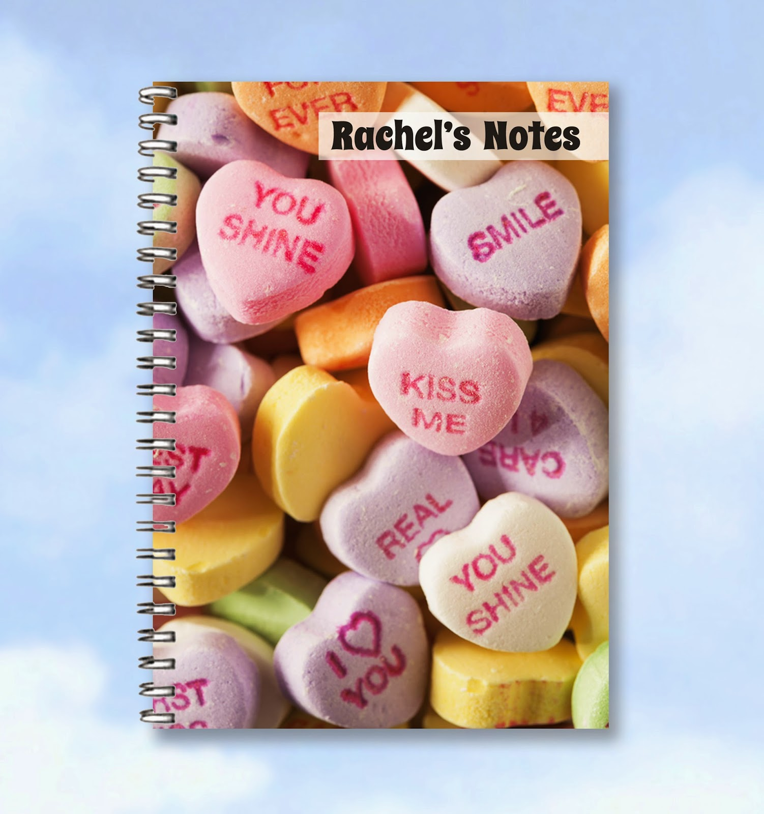http://www.buzzinvites.com/product/personalised-printed-notebook-lovehearts-sweets/