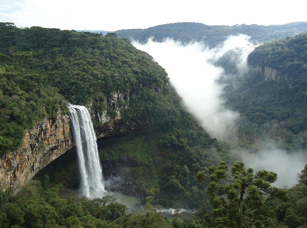 turismo cachoeira foto