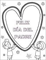 corazón dia del padre
