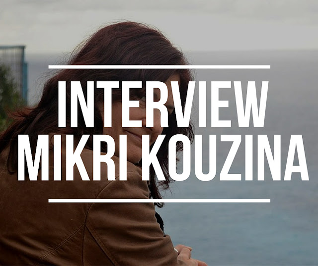 Interview : Αγγελική Ξανθάκη από τη Μικρή Κουζίνα