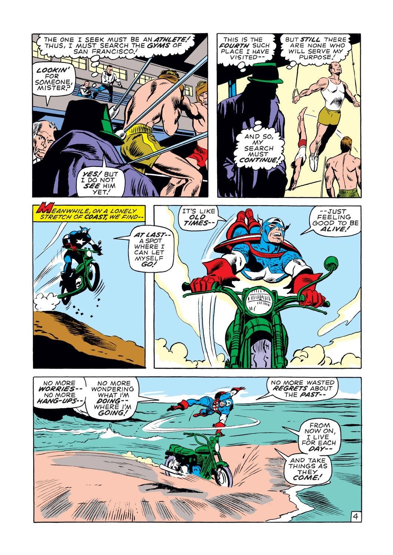Captain America (1968) Issue #131 #45 - English 5