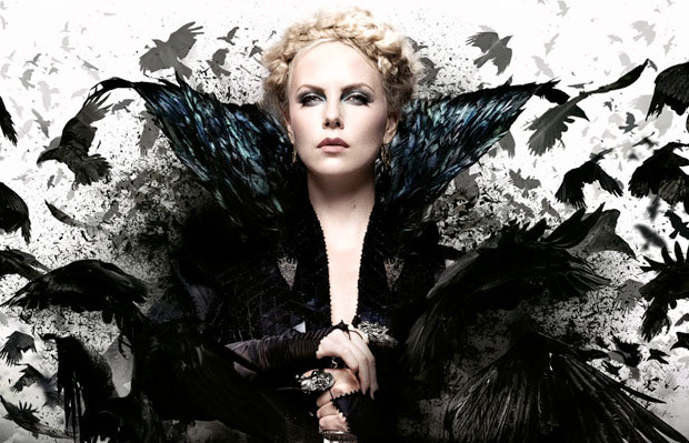Charlize Theron Snow White Makeup Channel Your Inner Evi...