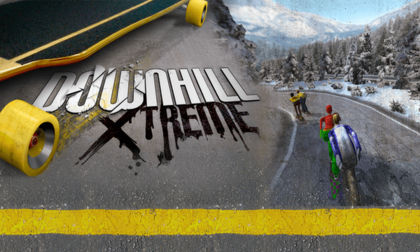 Screenshot Downhill Xtreme Android