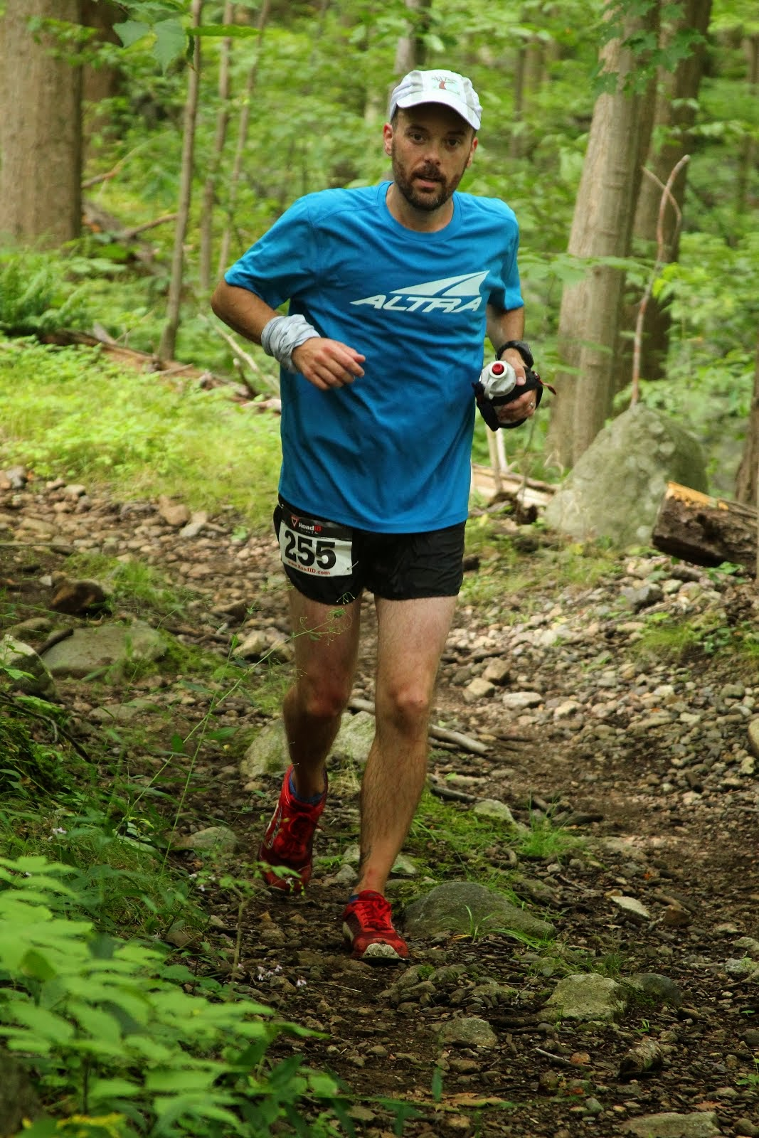 Wildcat Ridge Romp 50k