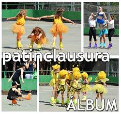 Clausura de la Escuela de Patinaje Aranjuez