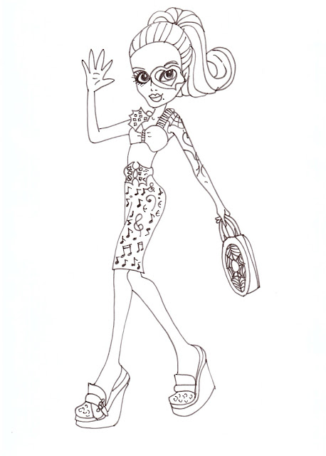 All About Monster High Dolls Operetta