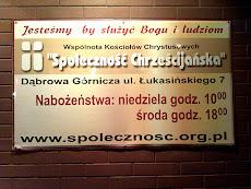 SCh w Dąbrowie Górniczej