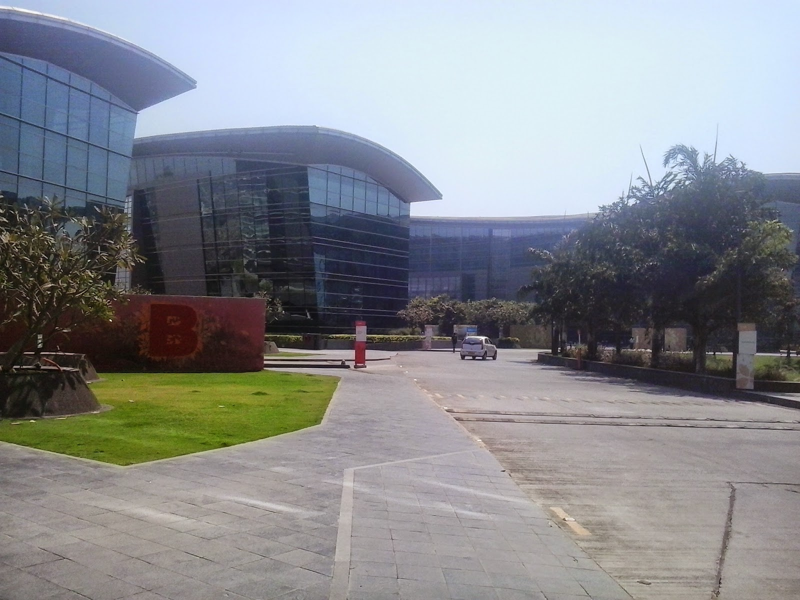 EON IT park Kharadi, Pune