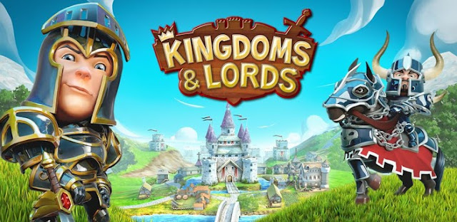 Download Kingdoms e Lords v1.4.6 Android Apk + Data Sd Files [Atualizado]