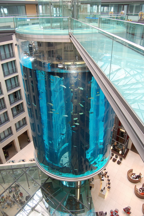 11 Most Unusual Elevators