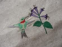 Koliber na lnie