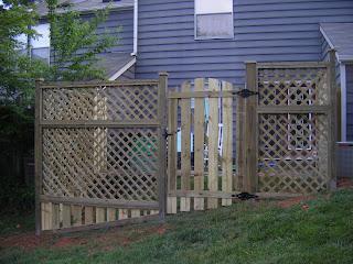 Деревянный забор. Фото 113