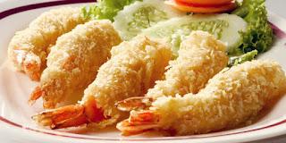 Penyebab Kolesterol, Udang