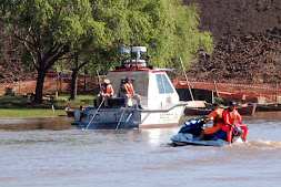 Prefectura encontró el cuerpo del bañista desaparecido en el riacho Itapé