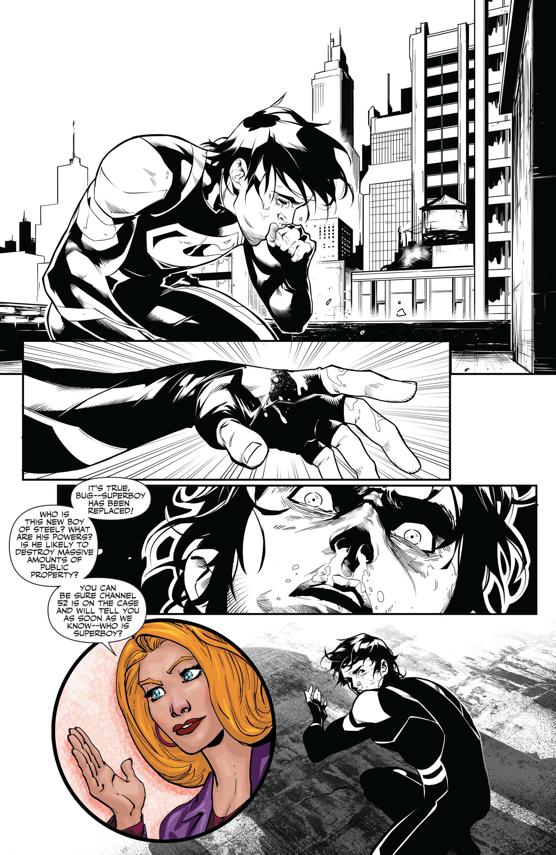 Supergirl (2011) Issue #29 #31 - English 23