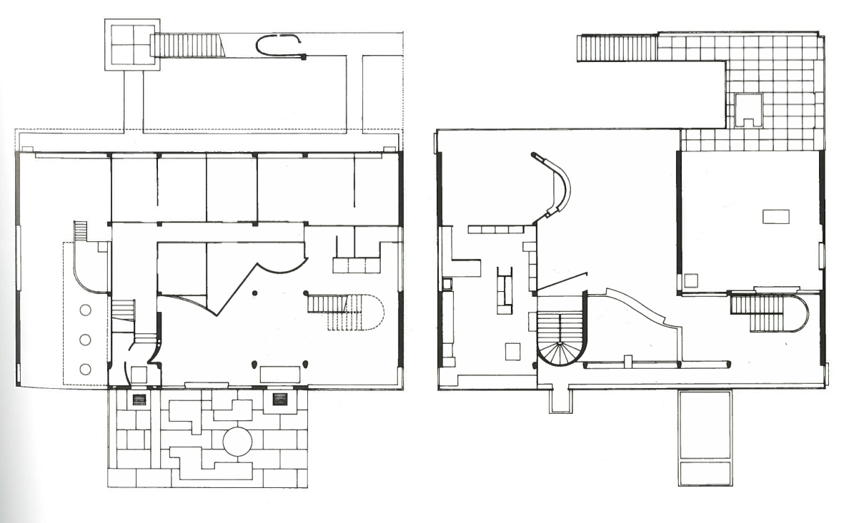 Villa stein floor plan images for Villa floor plans