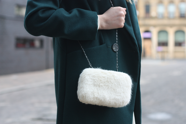 how to style fur accessories blog