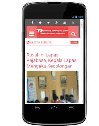 Download Teraslampung Mobile App