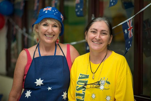 Australia room at International Day BIS 2013