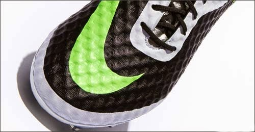 2014 Nike HyperVenom with Black and white colour