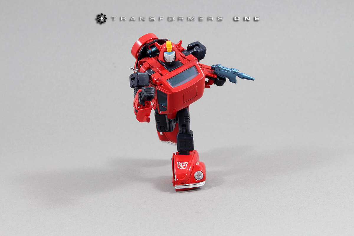 Masterpiece MP-21R Bumble Red Body Article Redbee08x